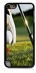 Generic Golf Winner Tiger Woods Snap on Case for IPod Touch 5th