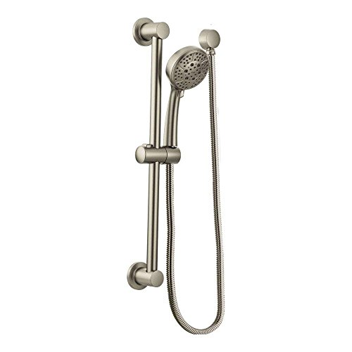 50%OFF Moen T8342CBN Commercial M-DURA 2.5-gpm PosiTemp Shower Trim Kit without Valve, Classic Brushed Nickel - Necessary Shower Valve Sold Seperately