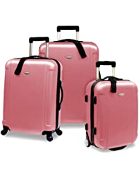 Amazon.com: Pinks - Luggage Sets / Luggage: Clothing, Shoes & Jewelry