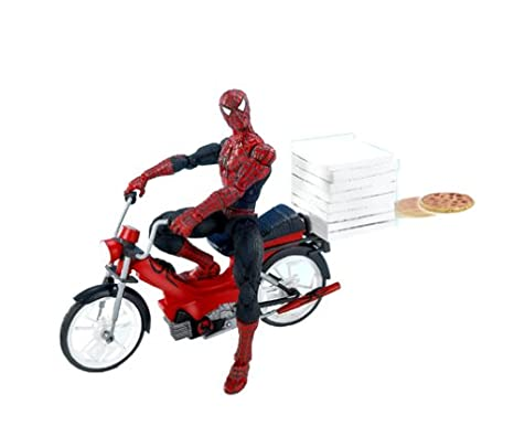 Amazon.com: Spider-Man 2 Figura de acción de Spider-Man ...
