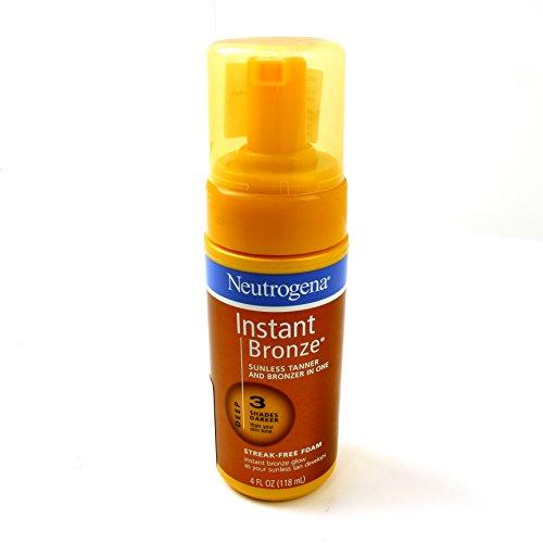 Neutrogena Instant Sunless Bronzer Streak Free