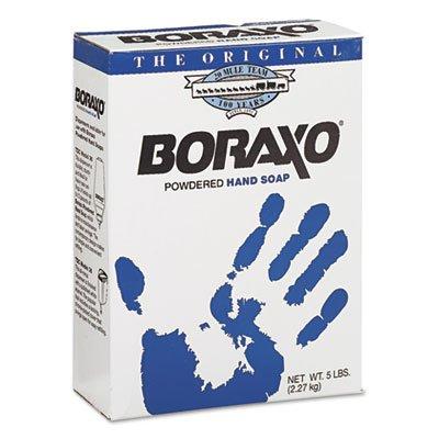 o Dial o - Boraxo Powdered Original Hand Soap, Unscented Powder, 5lb (Hand Soap Unscented Powder)
