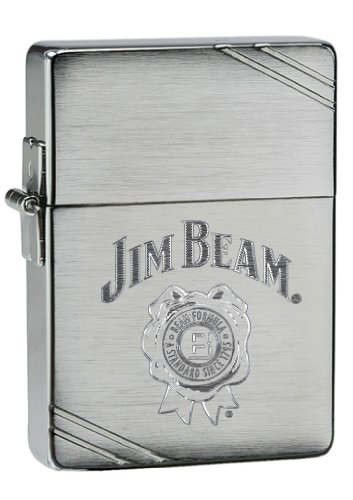 (Zippo Jim Beam 1935 Replica Lighter)