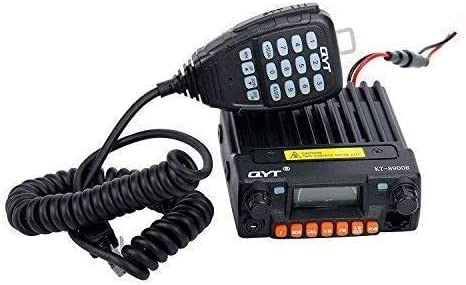 QYT KT-8900R Tri-Band Mobile Transceiver 25W Dual Watch Ham Radio