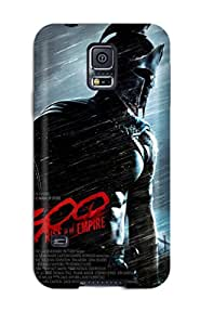 New Style Top Quality Case Cover For Galaxy S5 Case With Nice 300: Rise Of An Empire Picture Appearance 5305308K28059017