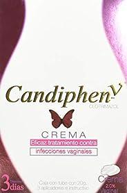 Candiphen Crema V en Tubo, 20 g
