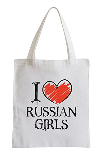 I Filles Fun love de jute russes sac CCvTprx