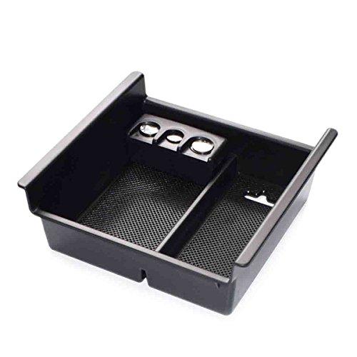 EDBETOS Toyota 4Runner Center Console Tray 2010-2018 Console Organizer Device Armrest Storage Box with Coin Holder