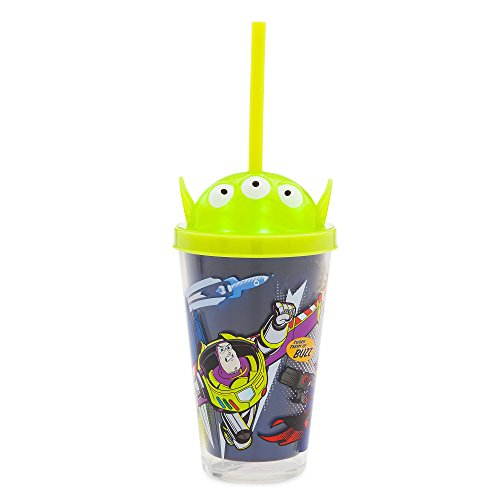 Disney Buzz Lightyear Light-Up Tumbler with -