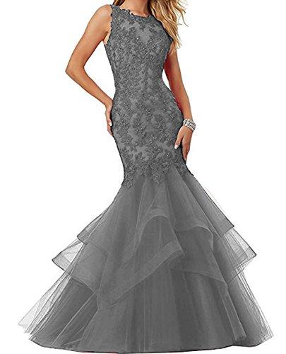 Tulle Mermaid Dress - 9