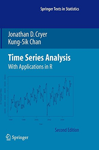 Time Series Analysis: With Applications in R (Springer Texts in Statistics) by Springer