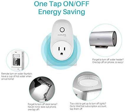 Sonoff S26 WiFi Smart Socket, Wireless Remote control plug