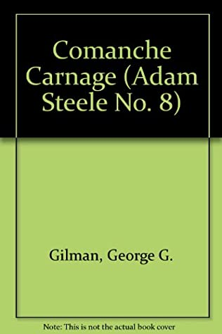 book cover of Comanche Carnage