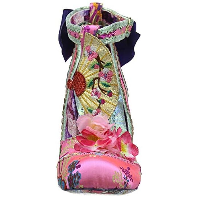 Scarpe E Borse Da Donna Col Tacco Irregular Choice Blossom Bunny Con Cinturino Alla Caviglia