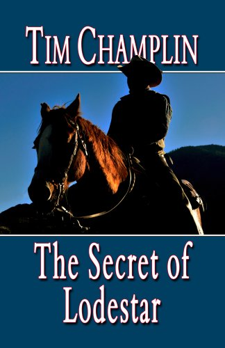 The Secret Of Lodestar (Wheeler Publishing Large Print Western)