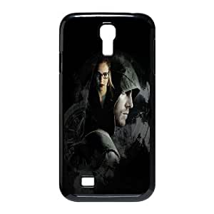 Unique Design -ZE-MIN PHONE CASE For SamSung Galaxy S4 Case -Green Arrow TV Show Pattern 19