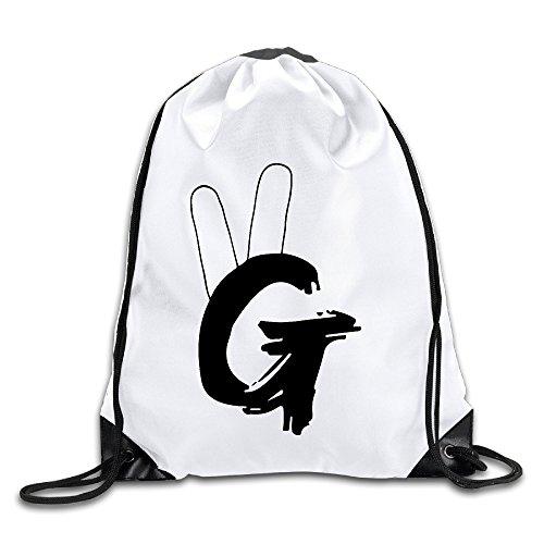 [Custom Funny VanossGaming Video Game Sport Backpack Drawstring Print Bag] (Sims 3 Bear Costume)