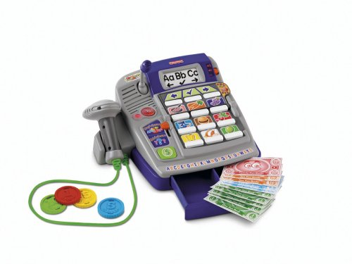 Fisher Price Fun 2 Learn Learning Cash Register