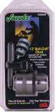JBS30598 - Jacobs Chuck Mfg Co Multi-Craft Drill Chuck ()