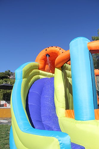 Sportspower Double Slide and Bounce Inflatable Water Slide by Sportspower (Image #3)