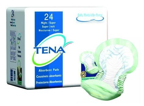 Tena tapis, Nuit / Super (absorption maximale), l'affaire de 48