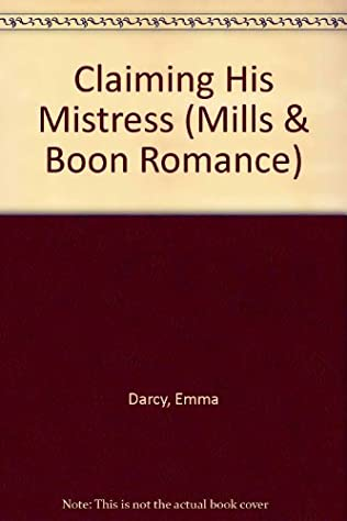 book cover of Claiming His Mistress