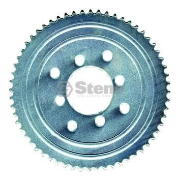 Stens 260-042 Steel Steel Plate Sprocket, 7-3/8
