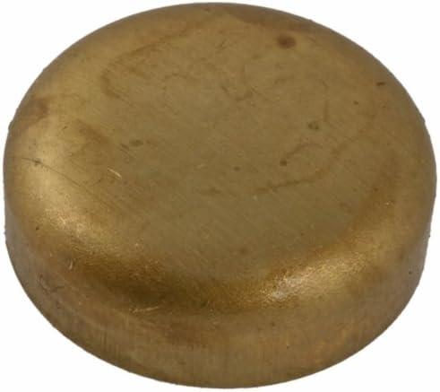 Sealed Power 381-9001 Brass Deep Cup Freeze Plug