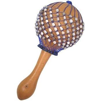 Amazon.com: African axatse calabaza de Shaker – Maraca ...