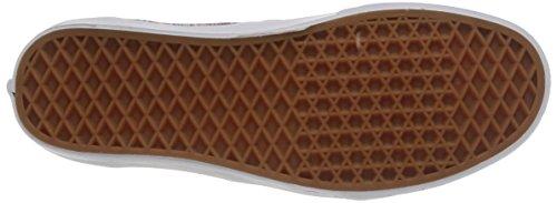 Skåpbilar Autentiska Mens Skateboard Skor (guate Väva) Svart / Multi