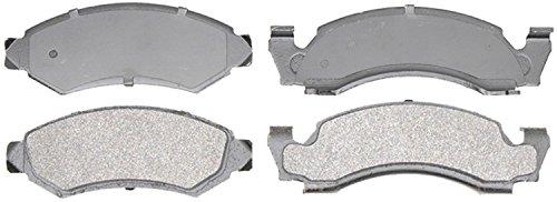 tage Semi-Metallic Front Disc Brake Pad Set ()