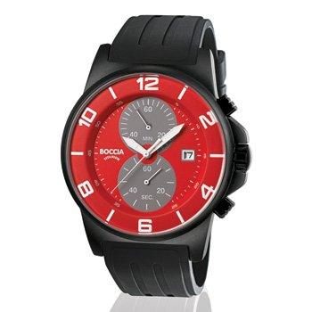3777-17 Boccia Titanium Watch