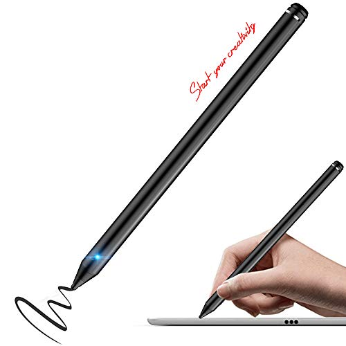 Mailiya Capacitive Stylus Pen for Capacitive Touchscreen Devices - Active Electronic Touch Screen Pen with Fine Point Stylus Tip,High Sensitivity and Precision