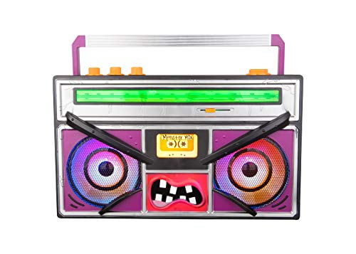 15 Inch Monster Mix Haunted Boombox Light Up
