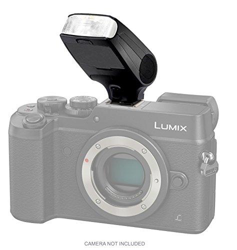 Bounce, Swivel Head Compact Flash for Panasonic DMC-LX100