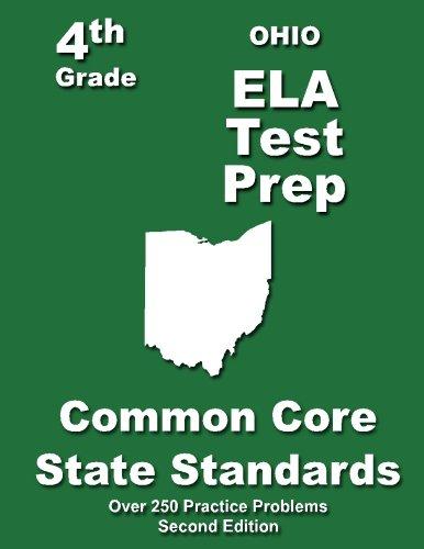 Ohio 4th Grade ELA Test Prep: Common Core Learning Standards