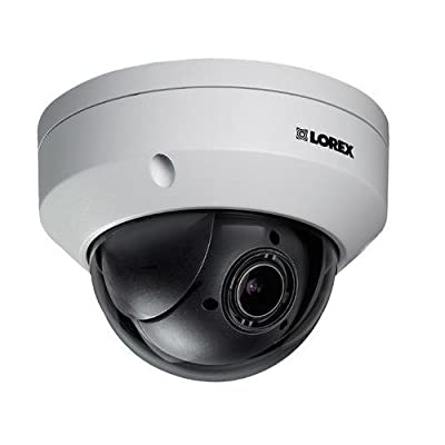 Lorex LNZ32P4BW, Pan-Tilt-Zoom Camera with 1080p HD Video & Color Night Vision
