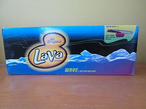 The Original Lava Brand Wave Motion Machine - Violet Color - Discontinued (Machine Wave Lava)