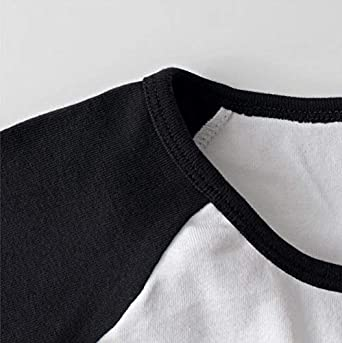 Wudici Mens Obituary Slowly We Rot Casual 3//4 Sleeve Baseball Tshirt Raglan Jersey Shirt