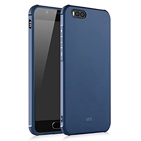 Xiaomi mi6 Funda, Calidad Premium Cubierta Delgado Caso de TPU Silicona Funda Protective Case Cover para Xiaomi mi6