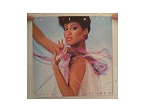 Phyllis Hyman Poster Flat Cant We Fall In Love Again