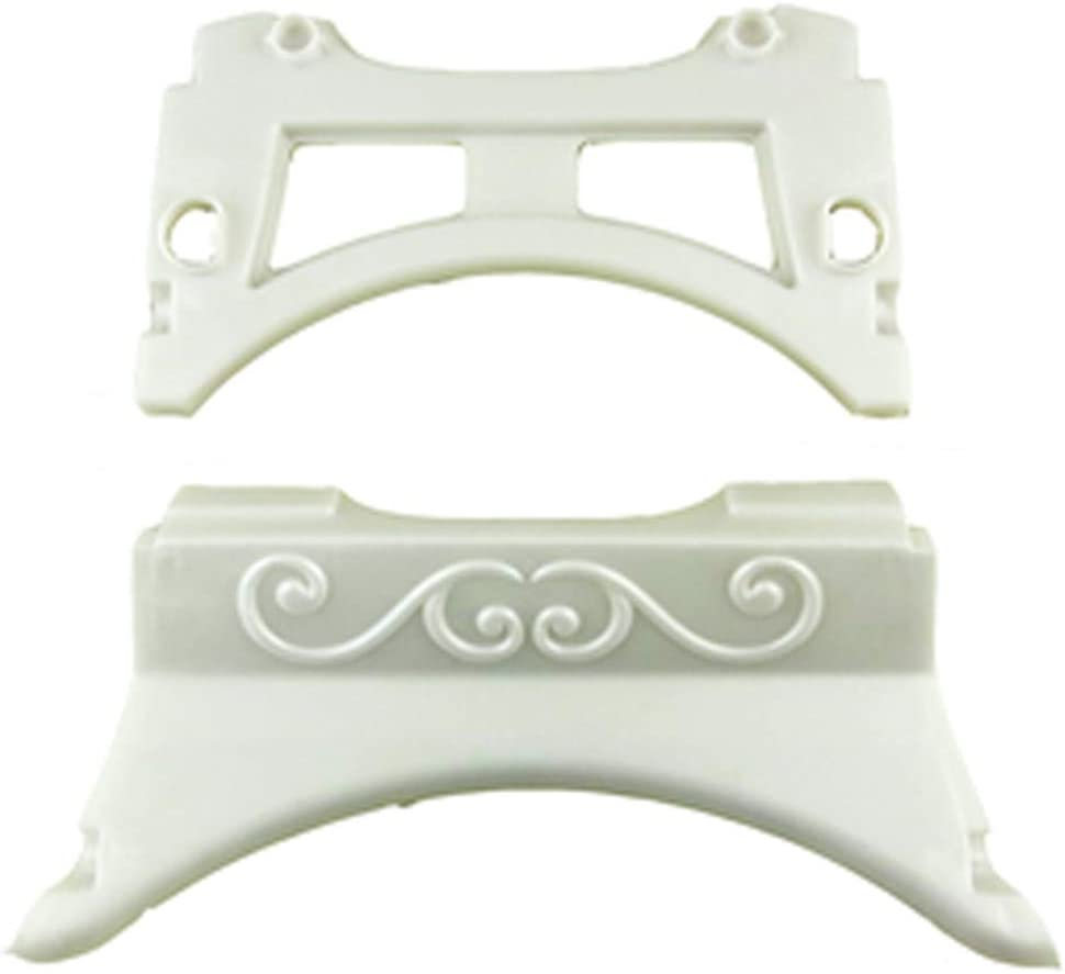 Fisher-Price Replacement Parts Princess Mommy Playset Princess Mommy Stroll-Along Musical Walker | CGN65 ~ Replacement White Braces