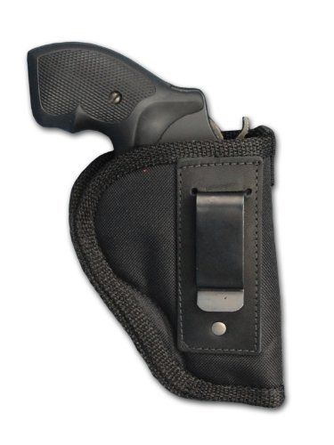 Barsony Gun Concealment Inside The Waistband Holster for Ruger LCR 38; 357 Right