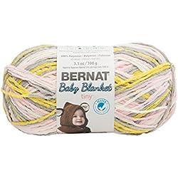 Bernat Baby Blanket Tiny Yarn, Spring Lamb