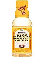 KIKKOMAN BRAND Seasoned Rice Vinegar, 296ml