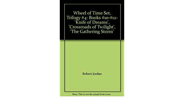 The Gathering Storm (Wheel Of Time) Robert Jordan. Weather event POLISHED Includes Marriage HyperX Servicio