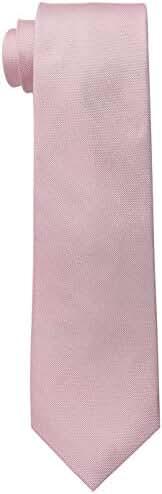 Ben Sherman Men's Belem Solid 100% Silk Skinny Tie