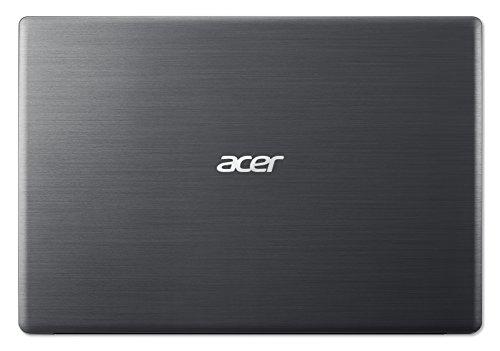 Acer Swift 3 SF315-41-R03D Notebook con Processore AMD Ryzen 5 2500U, RAM 8 GB DDR4, 256GB SSD, Windows 10 Home, Dispaly 15.6″ FHD IPS, Silver