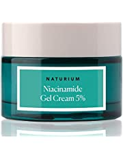 Niacinamide Gel Cream 5% - 1.7oz, Vitamin B3, Minimize Pores, Deep Hydration, Facial Cream with Niacinamide and Coconut by Naturium