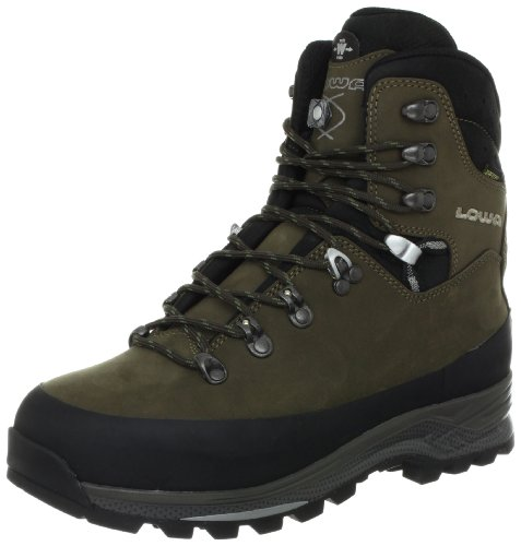 Image of the LOWA Boots Lowa Men's Tibet GTX WXL-Wide Trekking Boot,Sepia/Black,10 W US